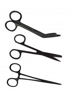 Scissors Set 11 Stealth Black