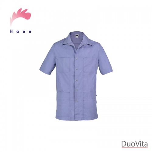 Haen Men's Nurse Uniform Karel Blue
