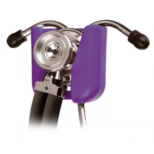 Hip Clip Stethoscope Holder Purple