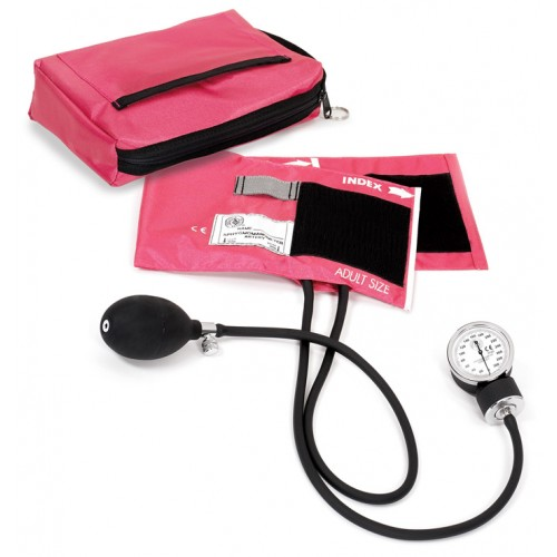 Premium Aneroid Sphygmomanometer with Carry Case Passion