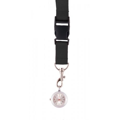 Lanyard Watch Black