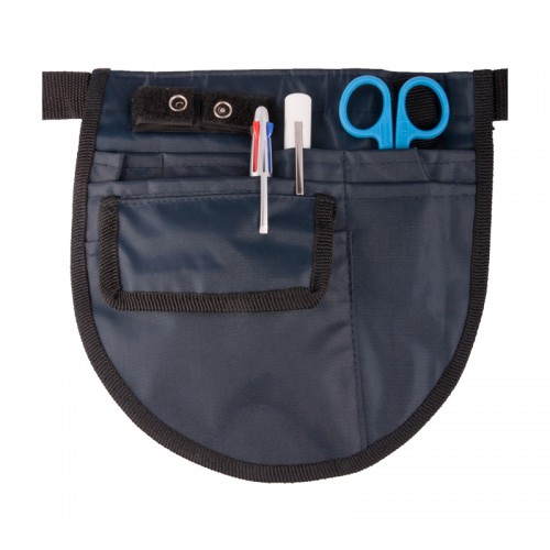 Nurses Carry Pouch Navy Blue with FREE Accessories