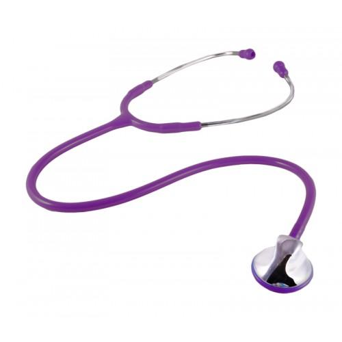 Clinical Stethoscope Purple