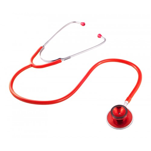 Stethoscope Basic Super Red