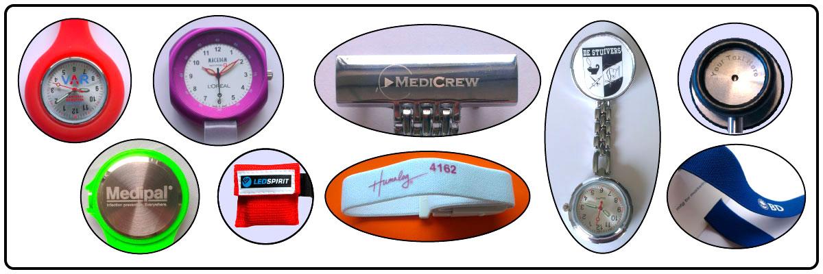 logo samples nurseoclock