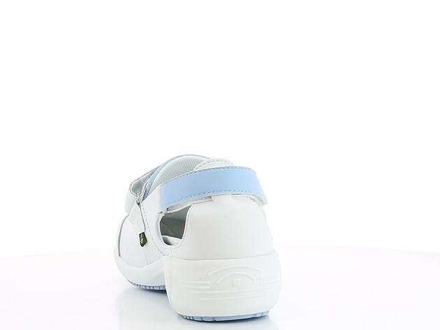 Blanc Hip-Bag BAGmori Sac Ceinture en Similicuir