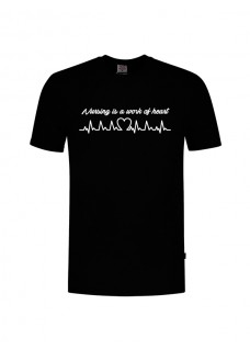 T-Shirt Work of Heart Black