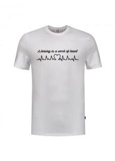 T-Shirt Work of Heart White