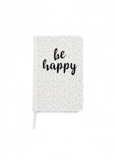 Notebook A5 Be Happy