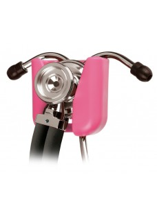 Hip Clip Stethoscope Holder Pink