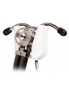 Hip Clip Stethoscope Holder White
