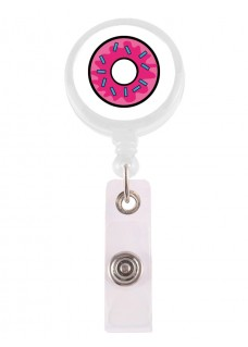 Retracteze ID Holder Donut