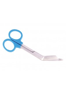 Bandage Scissors Blue