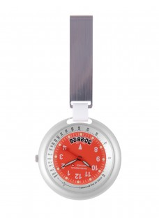 Swiss Medical Professional Line Silver Red - L.E.