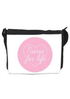 Shoulder Bag Large Nurse For Life