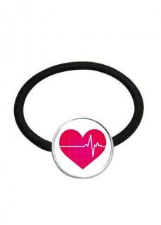 Elastic Hair Band EKG