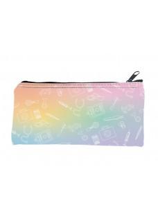 Multipurpose Case Pastel Rainbow