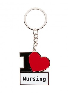 Key Chain I Love Nursing