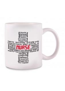 Mug Cross Nurse