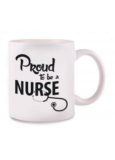 Mug Proud to be a Nurse 4