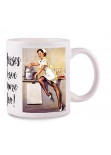 Mug Nurses More Fun