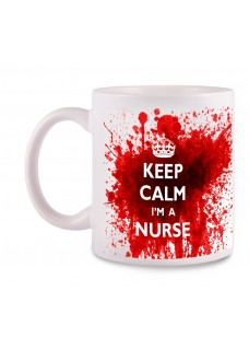 Mug Nurse with Name Print