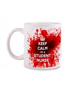 Mug Student Nurse with Name Print