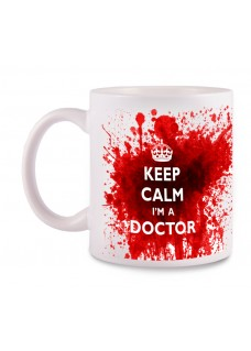 Mug Doctor with Name Print