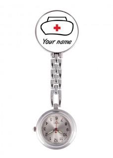Fob Watch Nurses Cap