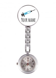 Fob Watch Syringe