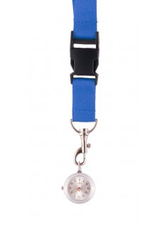 Lanyard Watch Blue