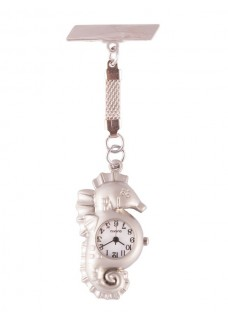 Sea Horse Nurses Fob Watch