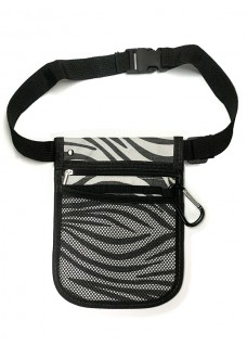 Nurses Carry Pouch Zebra