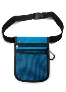 Nurses Carry Pouch Neon Blue
