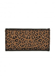 Ladies Luxe Wallet Leopard
