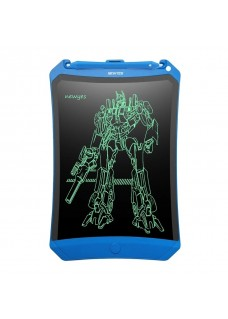 Magnetic LCD Writing Pad 8.5inch Blue