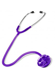 Stethoscope Clear Sound Diamond Purple