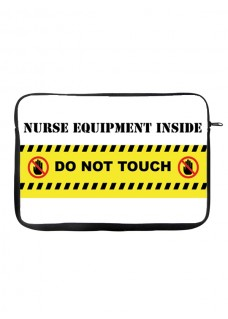 Stethoscope Case Do Not Touch