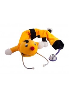 Stethoscope Cover Bee
