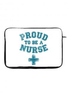 "Tablet Case 10"" Proud Nurse"