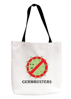 Tote Bag Germbusters