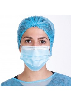 3-ply medical face mask ASTM level 1 50pcs
