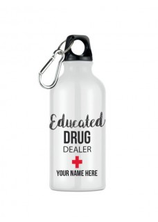 Drink Bottle Educated