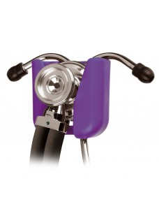 Hip Clip Stethoscope Holder Purple
