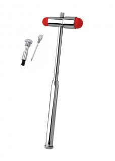 Reflex Hammer Buck Neurological Red