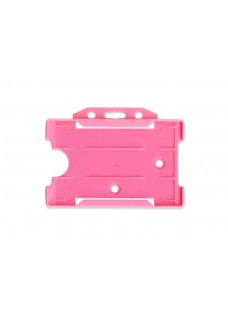 Card ID holder Pink