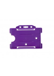 Card ID holder Purple