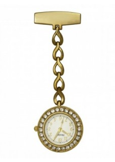 Henley Fob Watch HF082 Gold