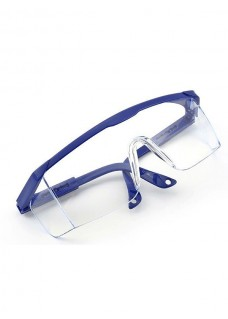 Hospitrix Safety Glasses Blue 12 pcs