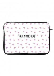 Stethoscope Case Pink Hearts